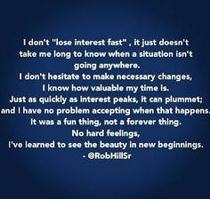 Rob Hill Sr. New Beginnings