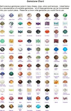 101 Best Gemstone Minerals Identification Images Crystals