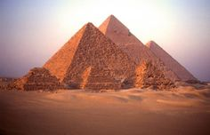 28 Places to See Before You Die—The Pyramids of Giza, Egypt