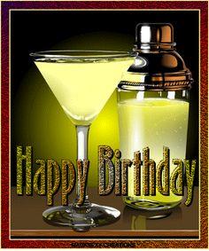 Happy birthday wine wishes toast 62 Ideas 2020 Birthday Martini, Happy Birthday Drinks, Happy Birthday 22, Happy Birthday Pictures, Happy Birthday Greetings, Birthday Cocktail, Birthday Messages, Birthday Wishes, Birthday Quotes