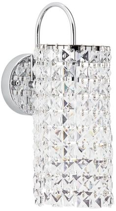 Possini Euro Eminence Crystal 15-Inch-H Sconce -