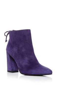 Grandiose Ankle Boot by STUART WEITZMAN Now Available on Moda Operandi