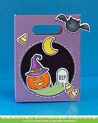 Lawn Fawn Intro: Spooktacular and Goodie Bag