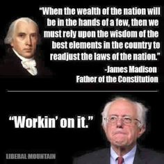 Bernie and Elizabeth - The real people fighting for the middle class