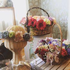 お花をプラスして、幸せブライズに。