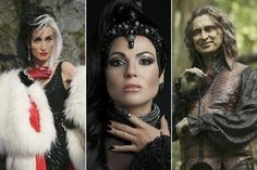 Which 'Once Upon a Time' Villain Are You? - It's time to tap into your dark side, dearies! - Quiz