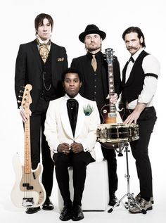 VINTAGE TROUBLE: ESPY AWARDS, NEW VIDEO & MORE