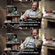 wise words from Good Will Hunting