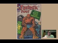 The History of Comic Books - YouTube