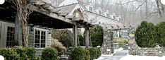 Welcome to Bedford Post Inn, a Relais and Chateaux property that can handle your Westchester wedding venue events and much more. Winter Bride, Winter Weddings, Celebrity Weddings, Event Design, Wedding Events, Gazebo, Places To Visit, Outdoor Structures, Exterior