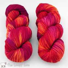 My Sweet Valentine in LaJolla from Baah! Yarn