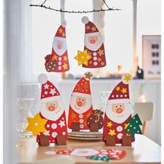 Christmas Arts And Crafts, Christmas Gift Tags, Christmas Projects, Kids Christmas, Christmas Cards, Christmas Ornaments, Summer Crafts, Diy And Crafts, Paper Crafts