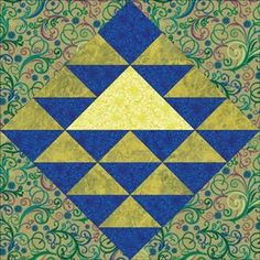 Basket Quilt Block Patterns in Many Styles and Sizes