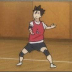 Haikyuu Nishinoya, Haikyuu Funny, Kuroo, Kageyama, Kenma, Hinata, Anime Meme Face, Fan Art Anime, Kpop Memes