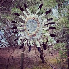 Sea Country Spirits #lornesculpturebiennale #Lorne by jouljet http://ift.tt/1IIGiLS