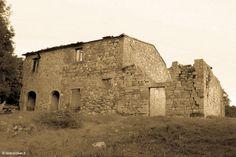 La Chiesa di San Frediano a Mommialla pochi anni fa...