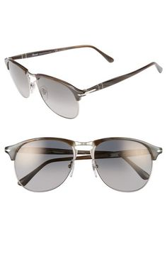 2d8f9498c6f7c Persol 56mm Keyhole Sunglasses available at  Nordstrom Italian Sunglasses