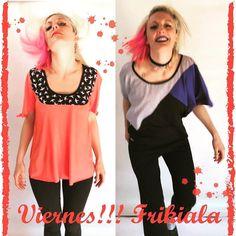 Feliz viernes Frikas  #photooftheday #frika_ropalinda #love #instagood #ropadediseño #ventas #viernes