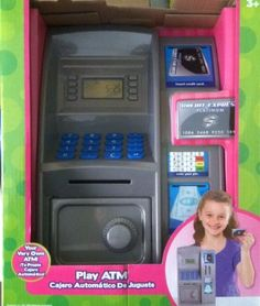 children atm machine