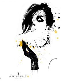 Da Costa, Sara : Graphic Design, Illustration | The Red List