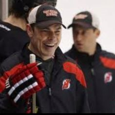 Adam Oates Is Caps' New Coach-- YAY!!! So happy to see him Rockin' the Red!!