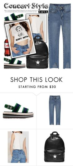 """""""Concert Style with Zaful"""" by pokadoll ❤ liked on Polyvore featuring Givenchy"""