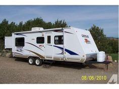 Bumper pull campers (now - TN), 5th Wheel (CO)