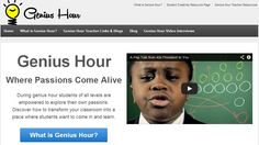 All things Genius Hour. Great resources!