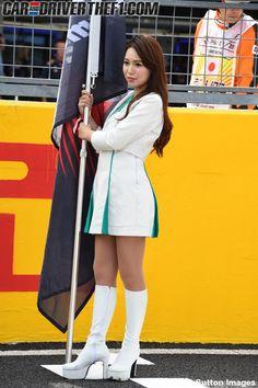 Fotos: Chicas GP de Japón F1 2015