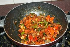 Prawn Masala / Spicy Prawn Masala / Shrimp Masala / Masala Shrimp - Yummy Tummy Prawns Fry, Spicy Prawns, Prawn Shrimp, Prawn Gravy, Indian Prawn Recipes, Chili Lime Chicken, Chicken Tikka, Meals For One