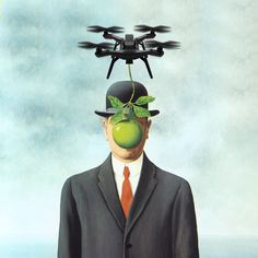 New trending GIF on Giphy. drone magritte freddiemade son of man. Follow Me CooliPhone6Case on Twitter Facebook Google Instagram LinkedIn Blogger Tumblr Youtube