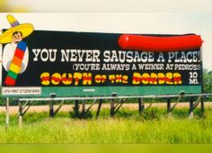 Tips That Will Make Your Next Road Trip Amazingly Memorable: Weird Billboards = Best Stories