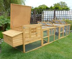 Dorset Coop & Double Run Moveable Chicken Coop, Chicken Coop Plans, Outdoor Furniture Sets, Outdoor Decor, Coops, The Unit, Running, Quail, Gardening