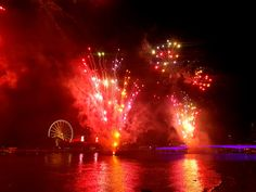 Oz Day fireworks by the River. Fireworks, Events, River, Concert, Day, Concerts, Rivers
