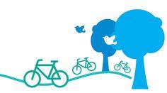 Tweeting Bikes, from Bike-to-work-day