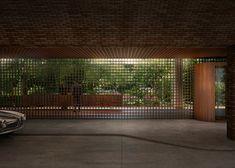 Jardim, New York by Isay Weinfeld