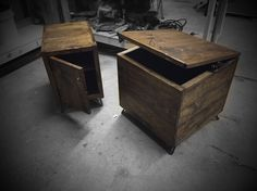 End table set End Table Sets, End Tables, Storage Chest, Table Settings, Cabinet, House, Furniture, Ideas, Home Decor