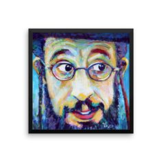 The Look Framed Prints, Art Prints, The Funny, Painting, Products, Art Impressions, Painting Art, Paintings, Beauty Products