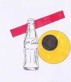 Coca-Cola bottle's 100th Anniversary on Moleskine on Vimeo