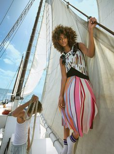 Imaan Hammam and Naleye Junior are modeling's cutest real-life couple