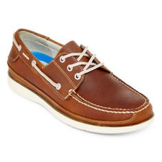 Dockers® Midship Boat Leather Shoes  found at @JCPenney