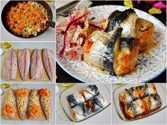 Приготовим рыбку вкусно.