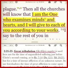 Revelation 2:22