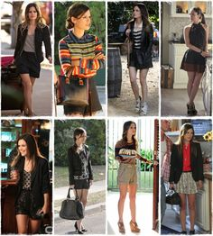 IT girl Rachel Bilson wearing shorts in Hart of Dixie - Zoe Hart #fashion #moda #estilismo