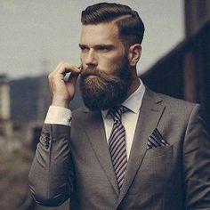 Model: @federico_zagolin #menbeardstyles