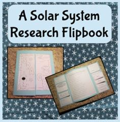 Are you looking to add interest to student research projects? A lapbook with foldables is just the way to do it! This project from The Library Patch requires students to research key concepts about the solar system. The final product is both fun and informational. ($)