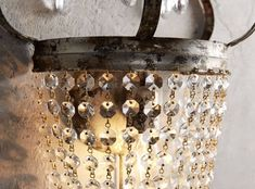 Iron Wall, Prismatic, Wall Lights, Light, Iron, Lighting, Arhaus, Home Decor, Iron Wall Sconces