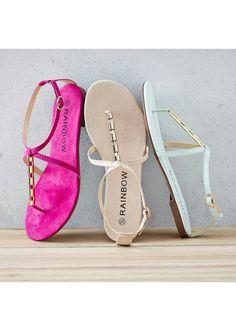 Sandały japonki Modne sandały w • 59.99 zł • bonprix