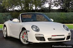 Porsche 997 C2S Cabriolet