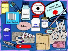 Emergencia - Botiquín de primeros auxilios